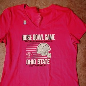 Tops - Woman's Ohio State T-shirt.